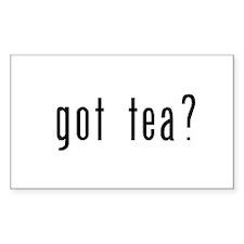 got tea? Decal