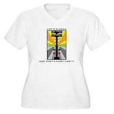 Cute Drag racing tree T-Shirt
