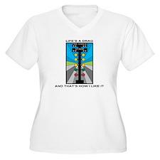 Funny Drag racing tree T-Shirt