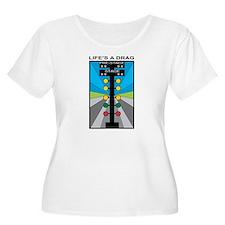 Unique Drag racing tree T-Shirt