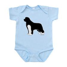 Irish Spotted Silhouette Infant Bodysuit