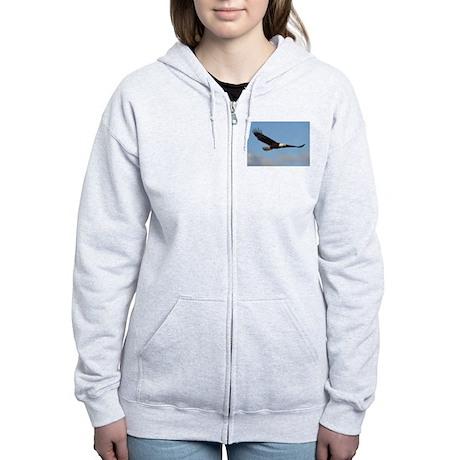 Blue Sky Women's Zip Hoodie
