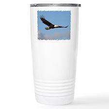 Blue Sky Thermos Mug