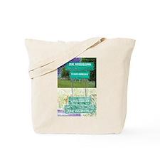 Zen, Mississippi Tote Bag