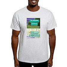 Zen, Mississippi T-Shirt