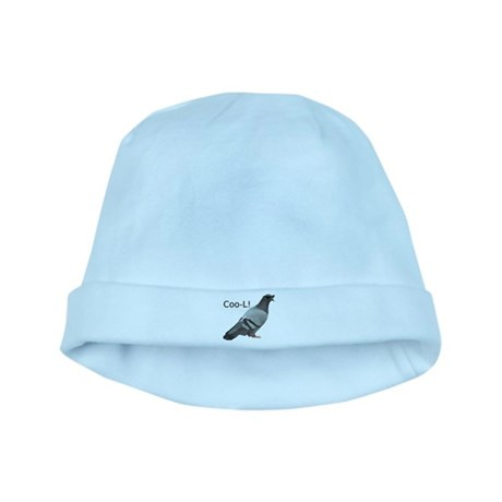 Cool Pigeon baby hat