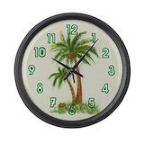 Palm tree Giant Clocks