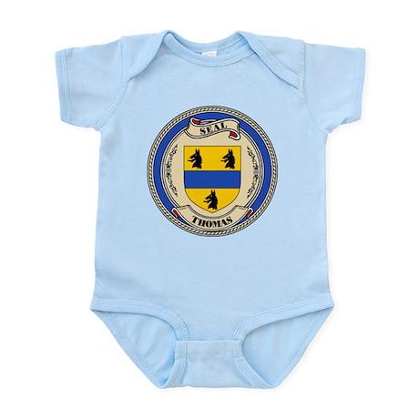 Seal - Thomas Infant Bodysuit