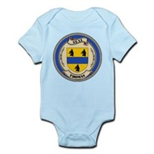 Seal - Thomas Infant Bodysuit