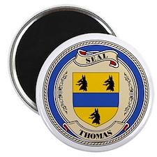 "Seal - Thomas 2.25"" Magnet (100 pack)"
