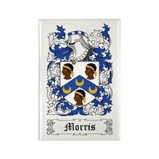 Morris Rectangle Magnet