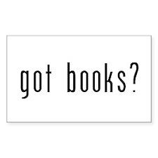 got books? Decal