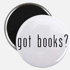got books? Magnet
