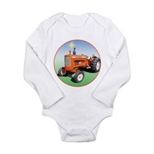 The D19 Long Sleeve Infant Bodysuit