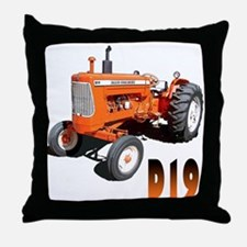 Funny Allis chalmers Throw Pillow