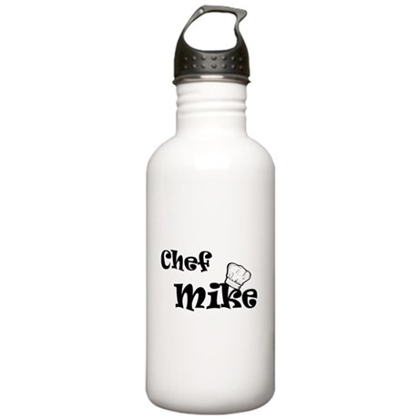 Chef Mike Stainless Water Bottle 1.0L