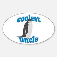 Coolest Uncle Decal