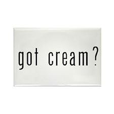got cream? Rectangle Magnet