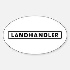 Landhandler_Logo1 Decal