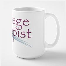 Massage Therapist Large Mug