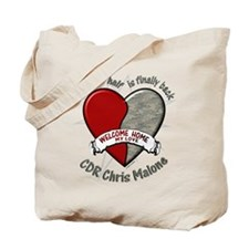 My other Half is finally back Tote Bag