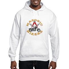 Masonic Bikers Hoodie
