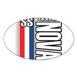 Nova 400 Sticker (Oval 50 pk)