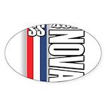 Nova 400 Sticker (Oval 10 pk)