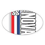 Nova 400 Sticker (Oval)