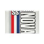 Nova 400 Rectangle Magnet (100 pack)