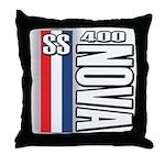 Nova 400 Throw Pillow