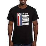 Nova 400 Men's Fitted T-Shirt (dark)
