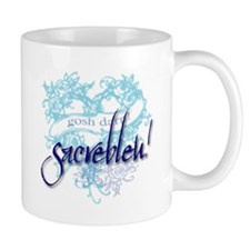 Sacrebleu! Small Mug