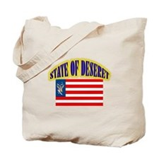 State of Deseret Tote Bag