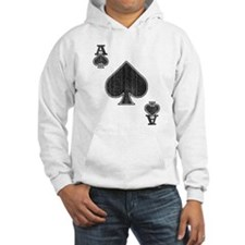The Ace of Spades Jumper Hoody
