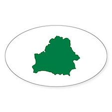 Belarus Decal