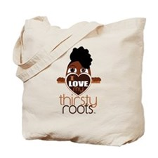 Natural Funky Updo Tote Bag