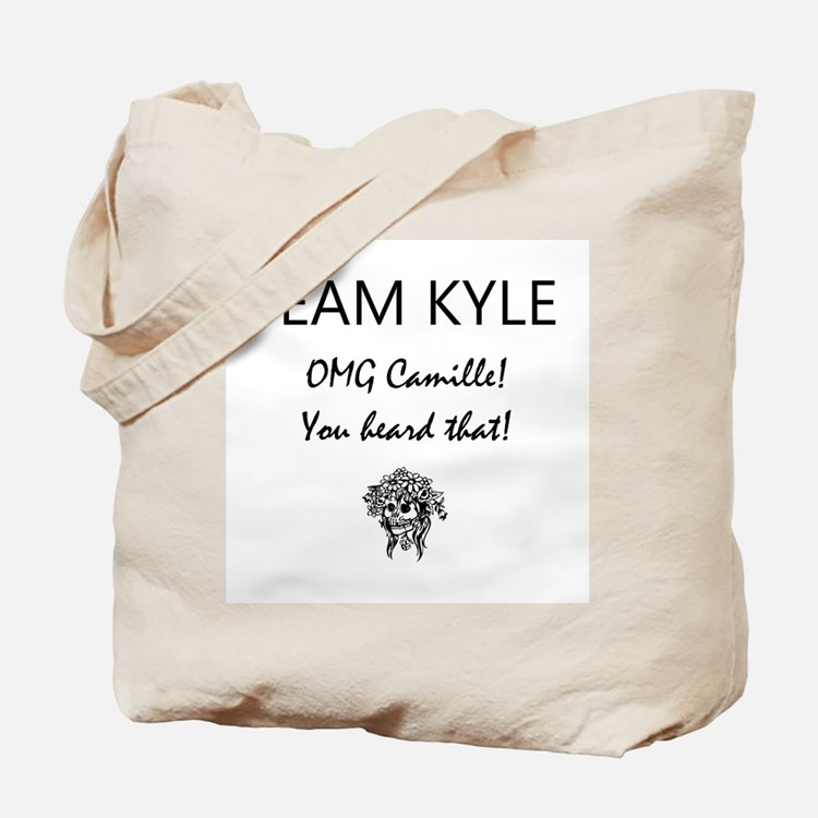 Cute Hills Tote Bag