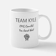team kyle Mugs