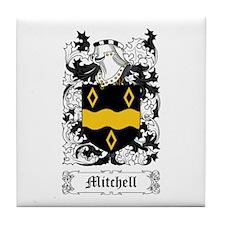 Mitchell Tile Coaster