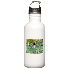 Irises-Am.Hairless T Water Bottle