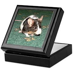 Mouse Keepsake Keepsake Box