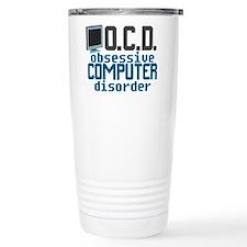 Funny Computer Travel Mug