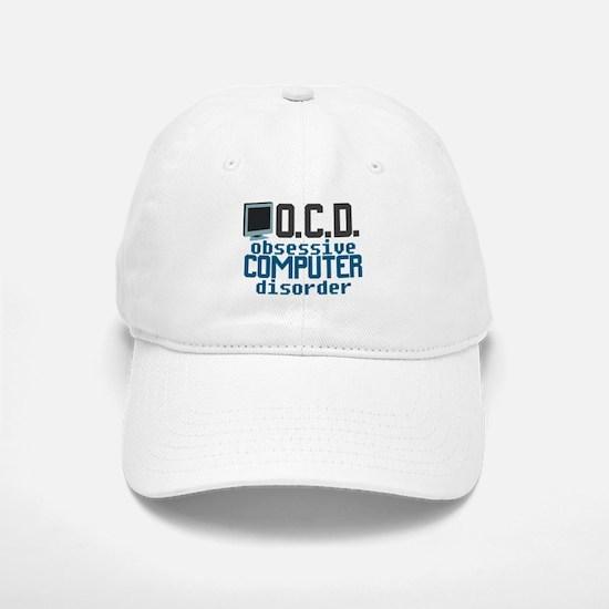 Funny Computer Baseball Baseball Cap