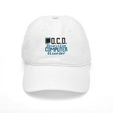 Funny Computer Baseball Cap