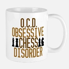 Funny Chess Addict Mug
