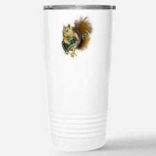 Squirrel Ukulele Travel Mug