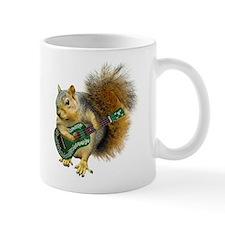 Squirrel Ukulele Mug
