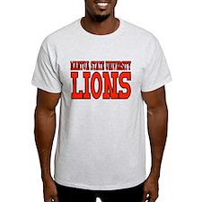 Mantua State University Lions T-Shirt