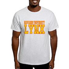 Navarre University Lynx Name T-Shirt